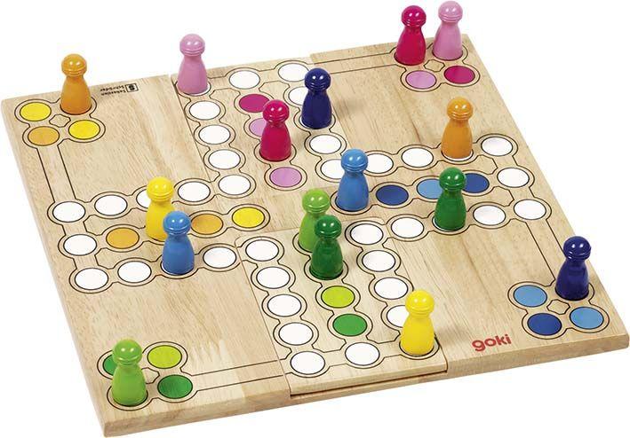 Il Classico dei Classici giochi da tavolo adatto solo a chi ha i nervi saldi! Lo scopo del gioco è riuscire a far compiere un giro completo del percorso.