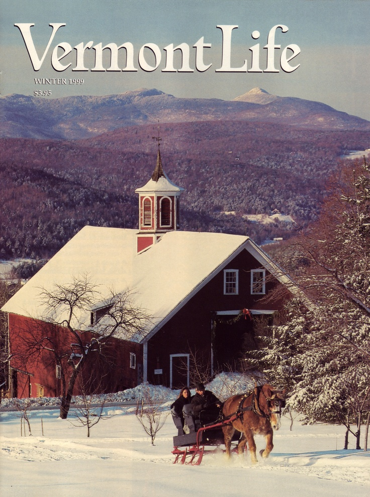 Remembering Vermont Life - Amazing Vermont Calendars