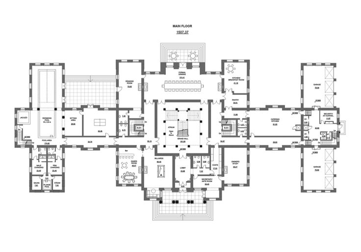 Mega Mansion House Plans check out hotr reader anna o's amazing mega mansion design! she