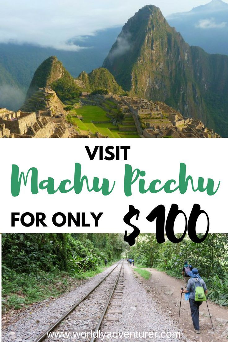 Looking to visit Machu Picchu on a budget? Read about the cheapest way of getting to Machu Picchu with this ultimate guide detailing how to organise a budget trip to this incredible South American landmark.