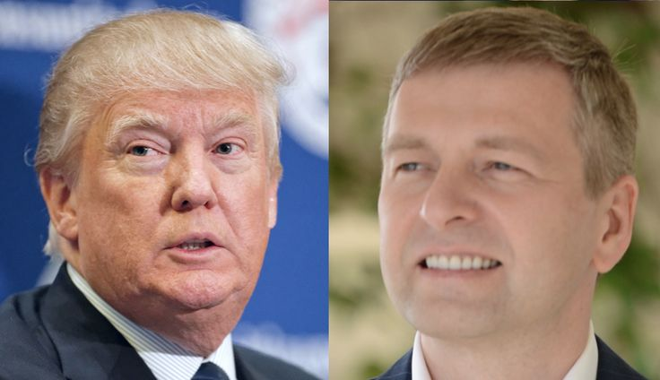 Donald Trump and Dmitry Rybolovlev are both in New Jersey right now  If these are mere coincidences, they sure do keep happening