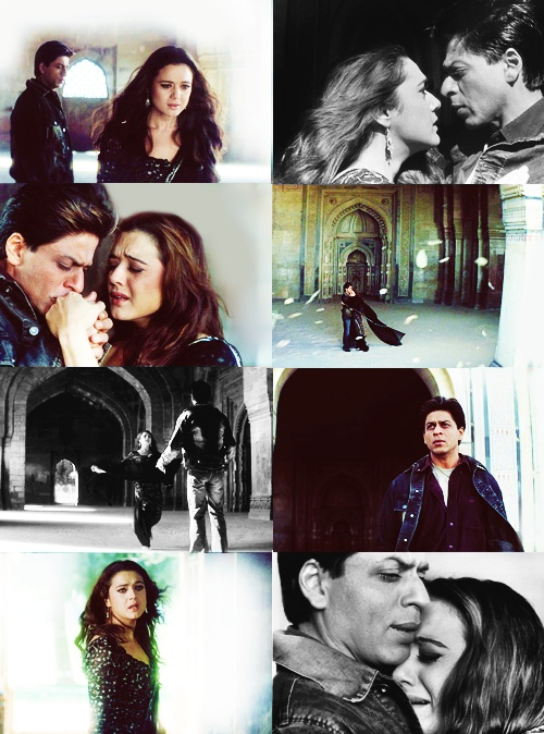 Shahrukh Khan and Preity Zinta - Veer-Zaara (2004)