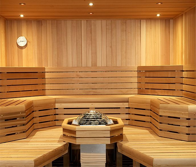 Fabulous I have discovered the magic of the sauna at the gym The dry sauna is