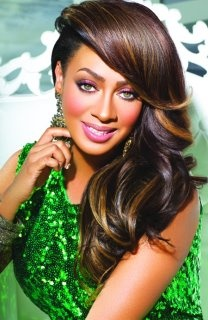 LaLa Anthony - Makeup by Motives