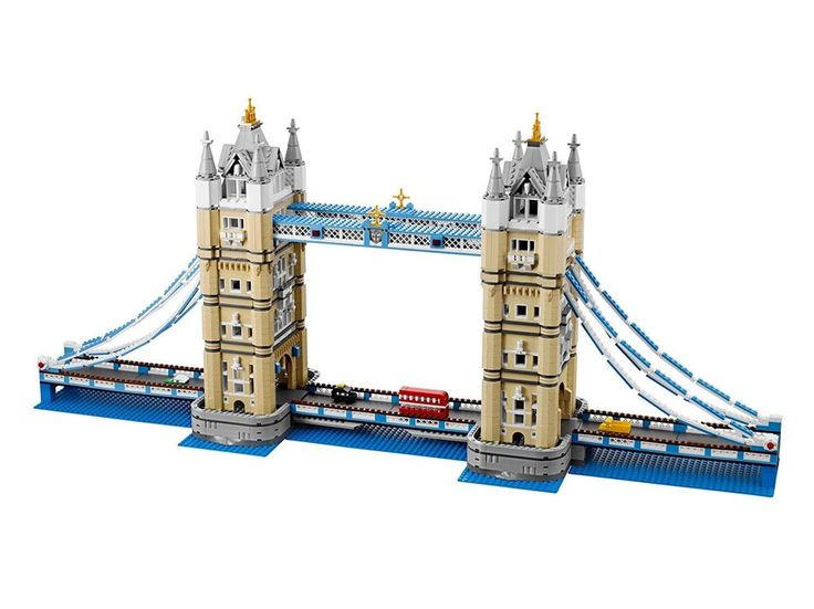 Lego Tower Bridge Creator 10214 Building Toy 4295 Pcs Fast Priority Shipping!  #LEGO
