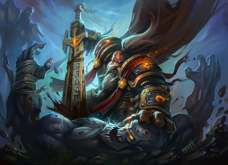 Looking to build a set for my dwarf paladin similar to this. Any ideas? I have access to most removed sets, been playing since vanilla. : Transmogrification