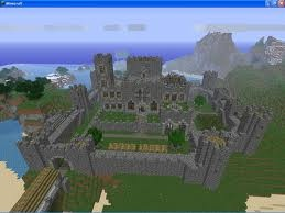 This is a epic house. It reminds me of a castle it is huge and whoever made used the right material.