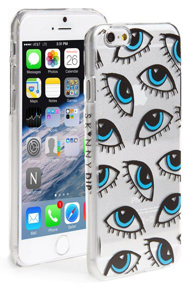 SKINNY DIP Skinnydip 'Eye' iPhone 6 & 6s Case available at #Nordstrom