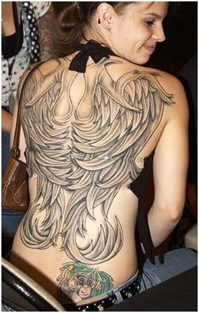 check out this cool full back coverage tattoo, http://www.tattoodesigsnideas.com/full-body-tattoo-designs/full-body-henna-tattoo-designs/