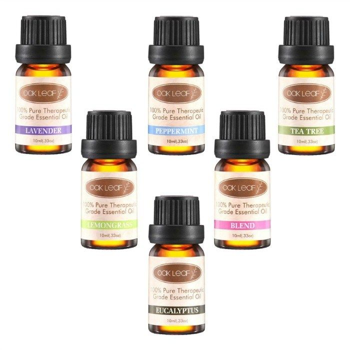 Oak Leaf 100% Therapeutic Grade Essential Oils Just $9.99! Down From $14!