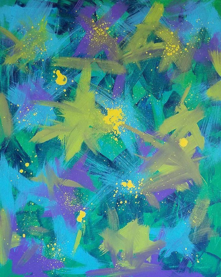"""Art begins when someone interprets the world through their eyes.""- Chaim Potok http://unconventionalpaintings.com/blog"