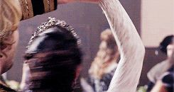 twirling reign gif