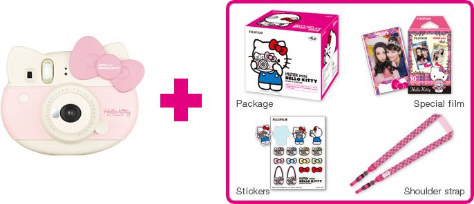 Instax Hello Kitty #instaxwishlist