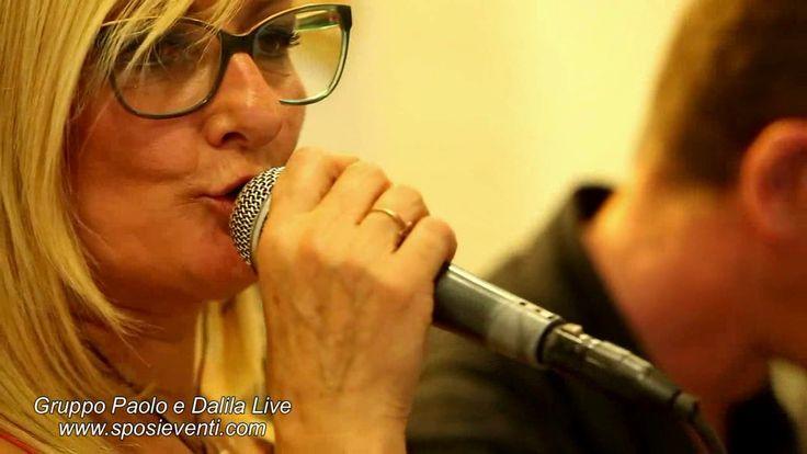 musica per matrimonio Lecce e provincia Paolo e Dalila Live