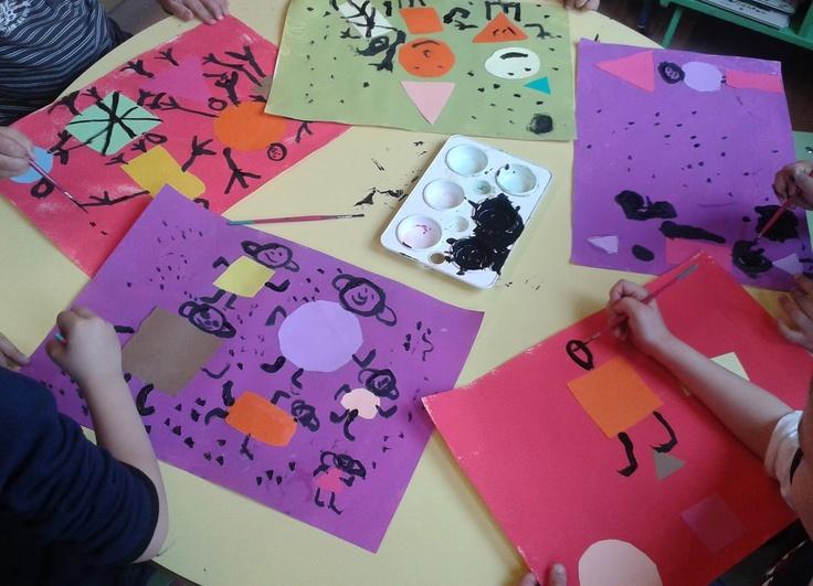 Ballant per por (Paul Klee)