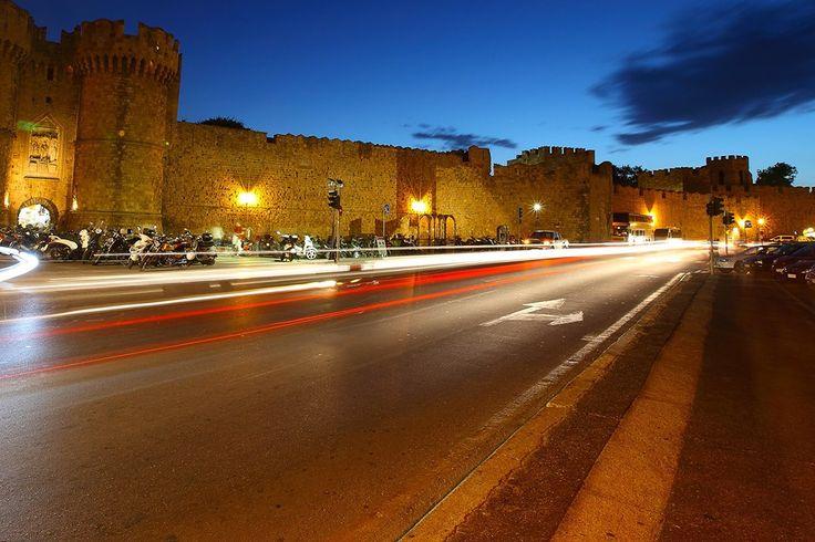 #Winter Beauty of #Rhodes #Island!  Enjoy!  #Rhodes #Rodos #Greece