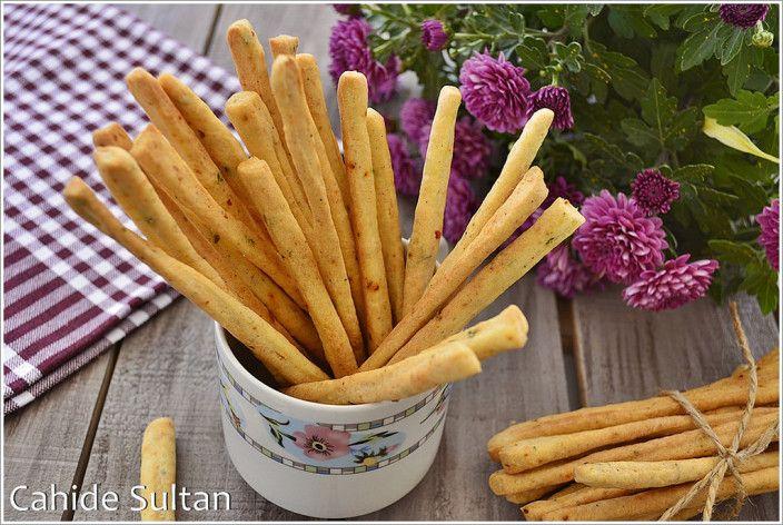 baharatlı çubuk kraker