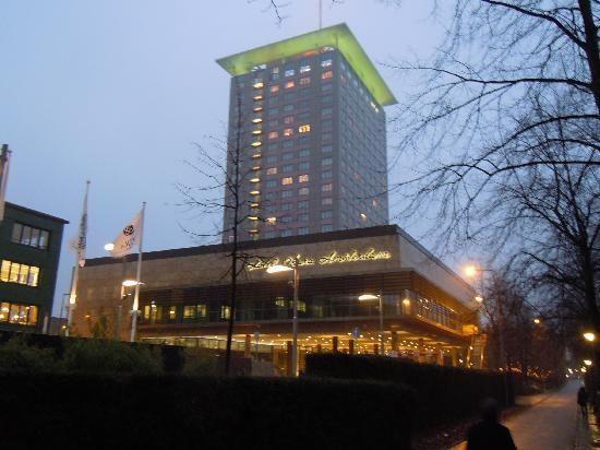 Hotel Okura Amsterdam, probable mystery hotel on Jetsetter