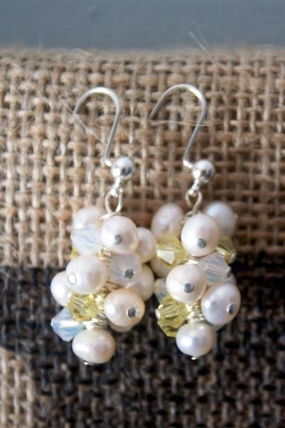 DIY Jewelry DIY Bridal Earrings