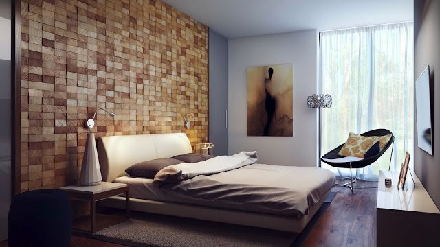 21 #Wood #headboard design ideas