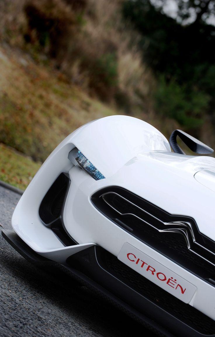 Citroën GT Concept (2008)