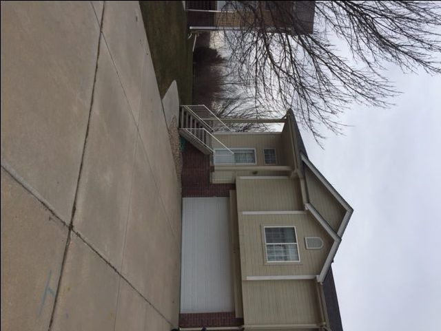 Check out this townhome in Westin Hills cul-de-sac featuring open floor plan with vaulted ceiling. 2 bed, 2.5 bath, 3 car garage. Kitchen area with breakfast bar and door to backyard deck. Walk out basement with family room and sliding door to concrete patio. Treelined backyard. Washer and dryer included.