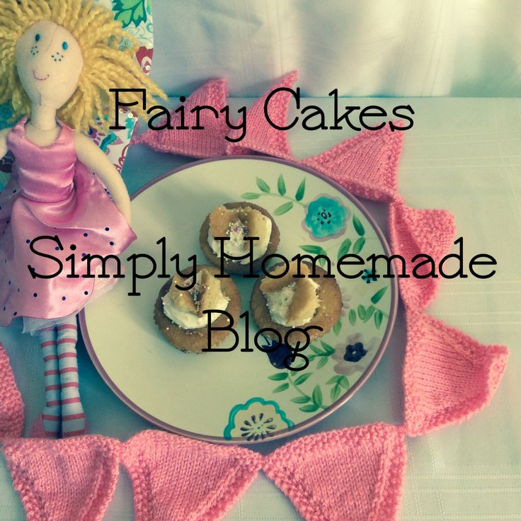 One cannot possible have a fairy party without including 'Fairy Cakes',  I did make these cakes last year, however I have made some slight little changes to the recipe this year with mu…