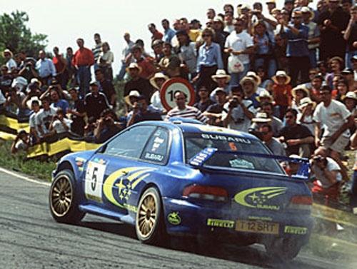 Subaru Impreza WRC'99