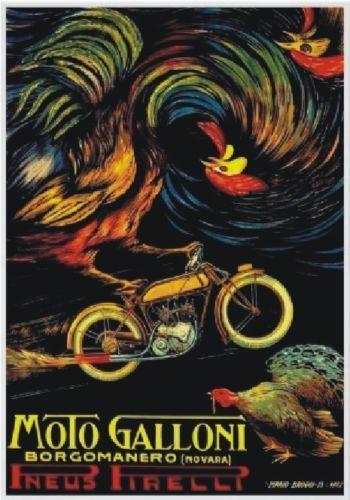 """TARGA VINTAGE """"MOTO GALLONI NOVARA"""" PUBBLICITA',ADVERTISING, POSTER, BIKE, PLATE   Collezionismo, Pubblicitario, Auto, moto e nautica   eBay!"""