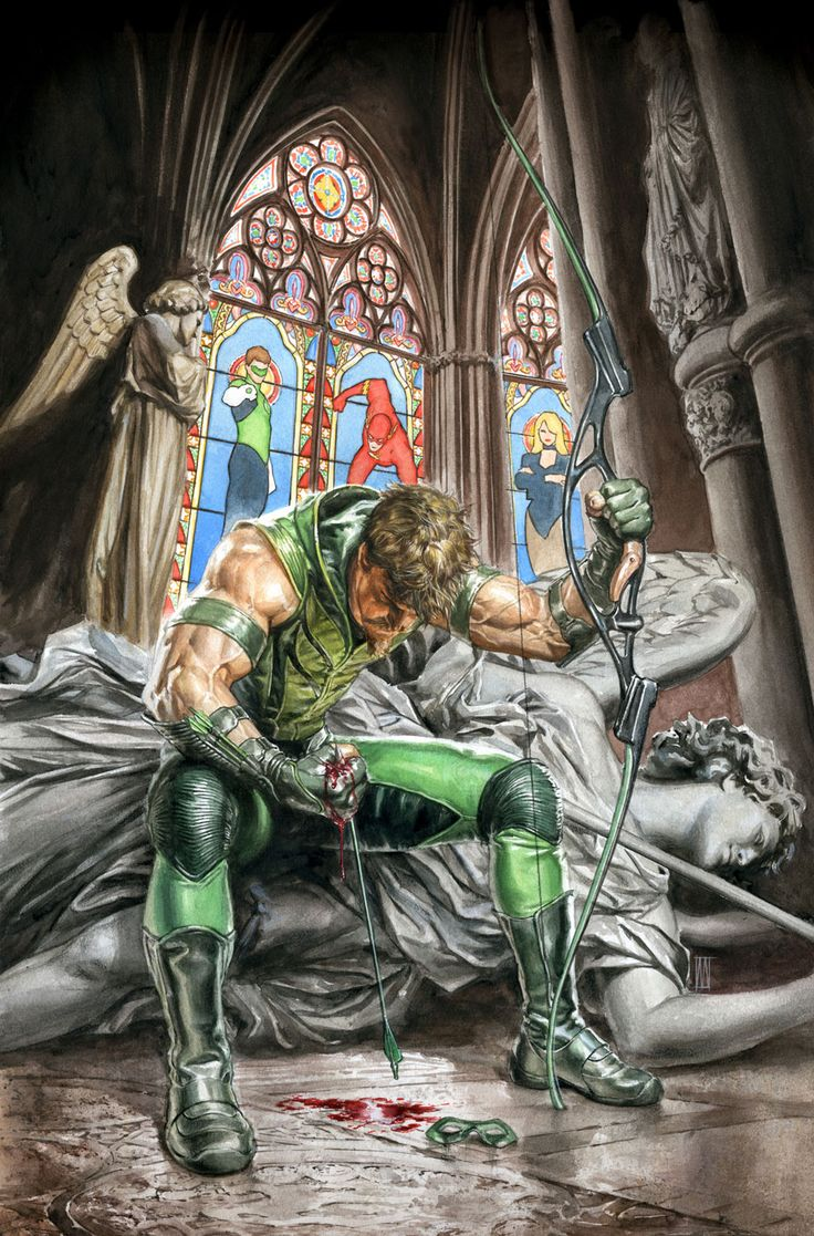 Green Arrow                                                       …