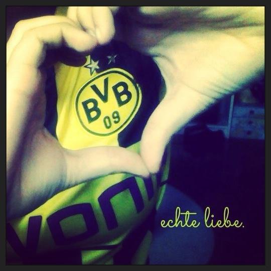 Echte liebe :) #bvb