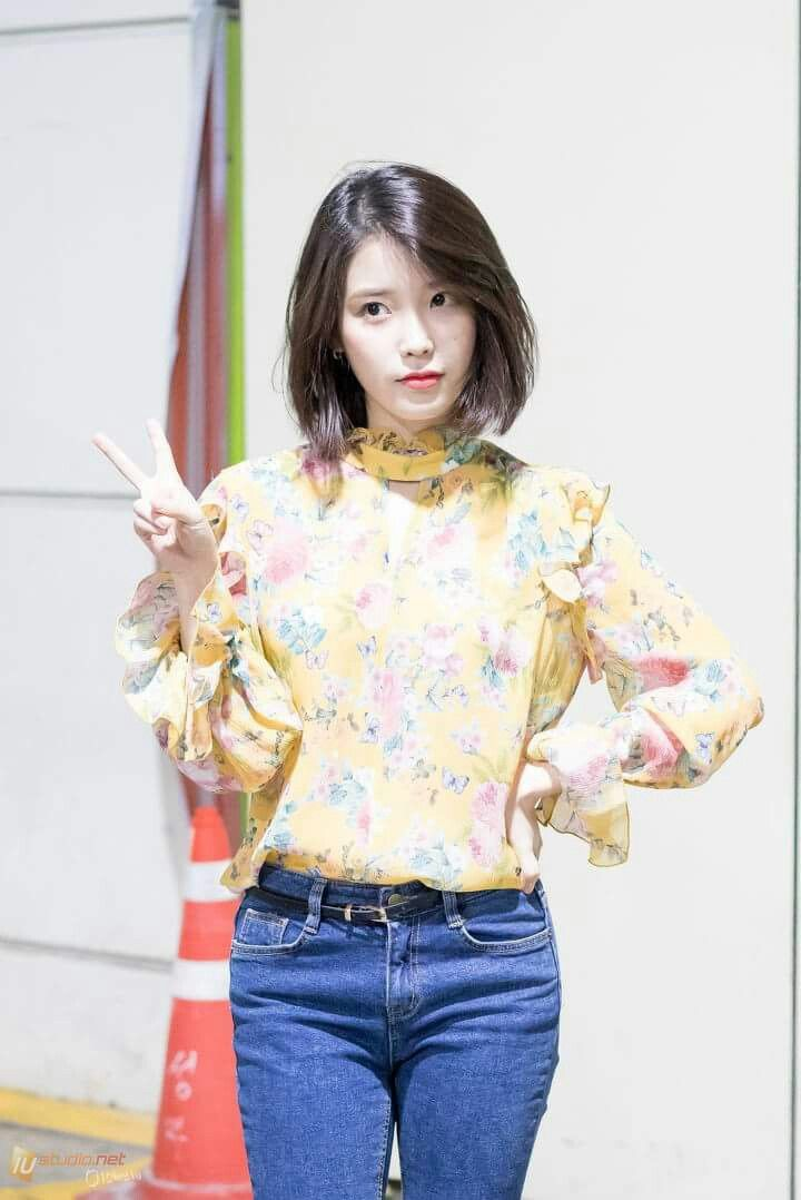 IU 170402 Kyoung Dong Pharmaceutical Autograph Session