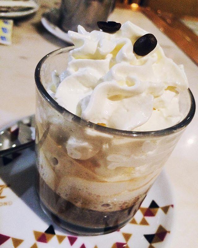 C O F F E E ☕️☕️☕️ with @ana_carvalho91  #yummy #drink #coffee #blogsvm