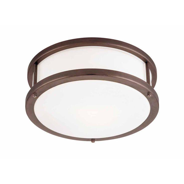 Access Lighting 50079LED B 1 Light Conga LED Flush Mount