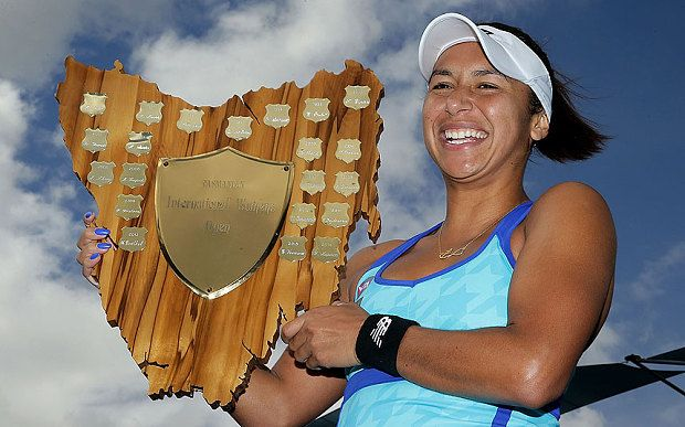 Heather Watson clinches second WTA tour title victory while Kyle Edmund books Australian Open spot