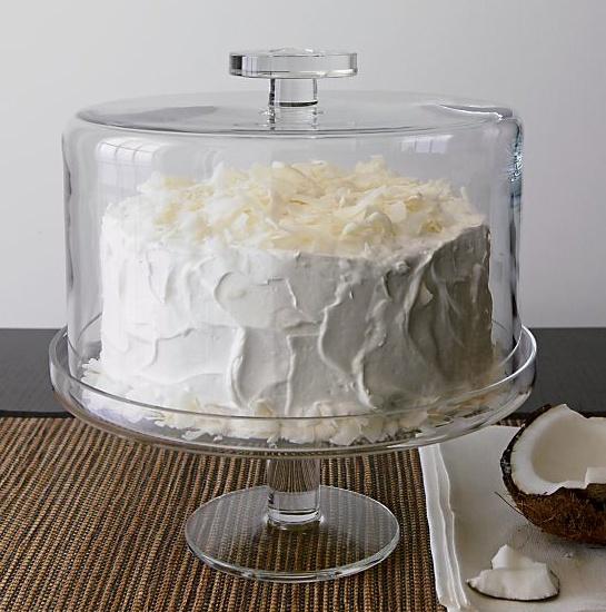 X Cake Stand