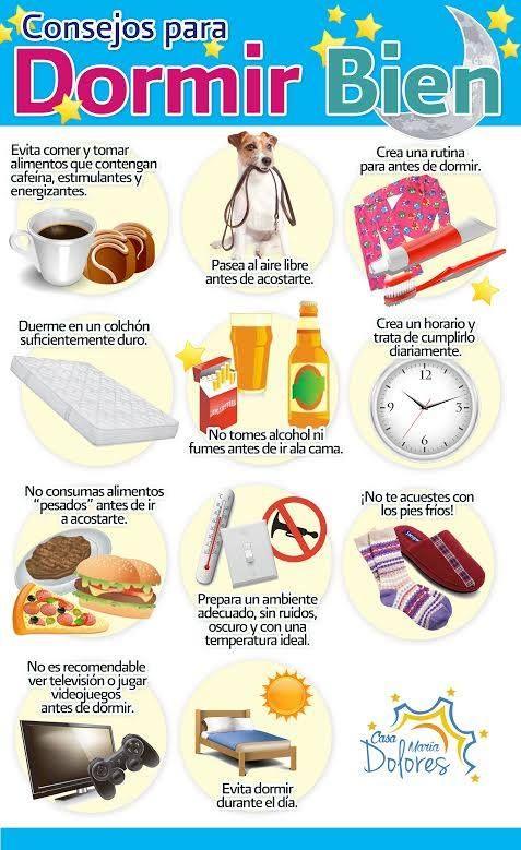 26 mejores im genes sobre descansar bien en pinterest - Para dormir bien ...