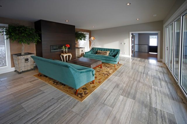 O2 Developments- Bearspaw renovation- sitting room