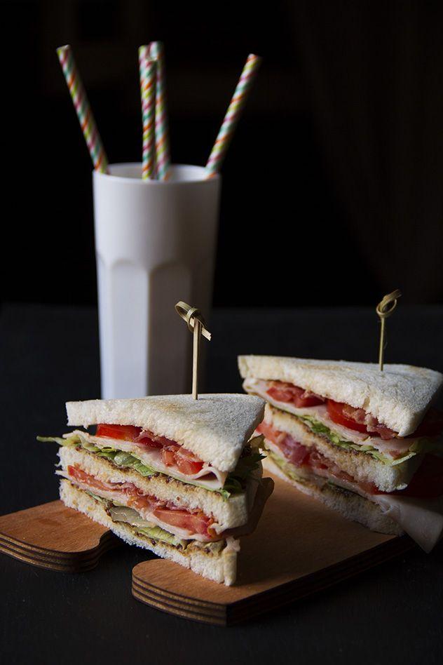 Il (mio) club sandwich perfetto