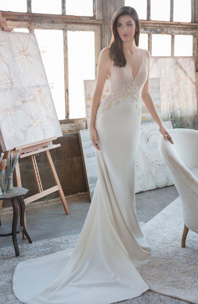 wedding dress inspiration - tara keelylazaro | vestidos de novia