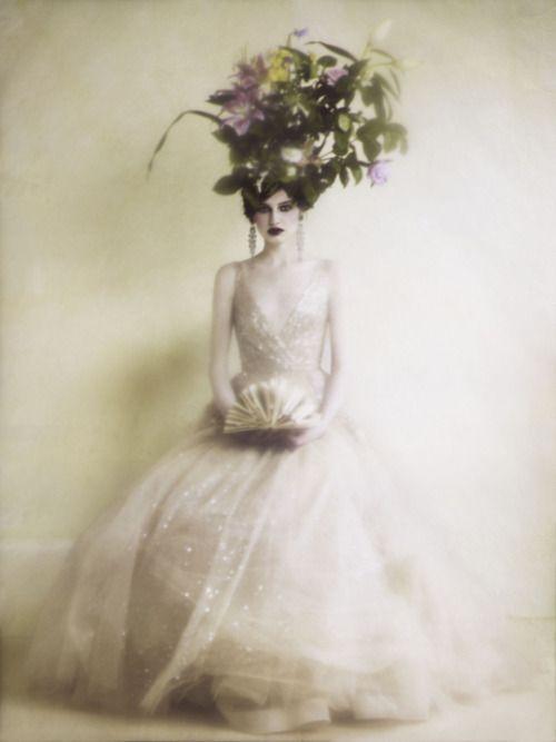 The Romantic MovementStella Magazine, 2010Photographer: Yuval Hen