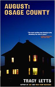 Raw, gripping, and unforgettable.  Incredible play and a great read.  August: Osage County by Tracy Letts