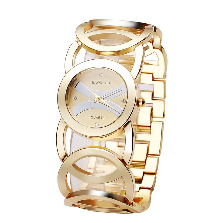 BAOSAILI Brand Magic New Fashion Lady Gold Watches Women Full Stainless Steel Quartz Wristwatches Relojes Mujer Relogio bs-001 #Pirate Halloween Costumes For Women
