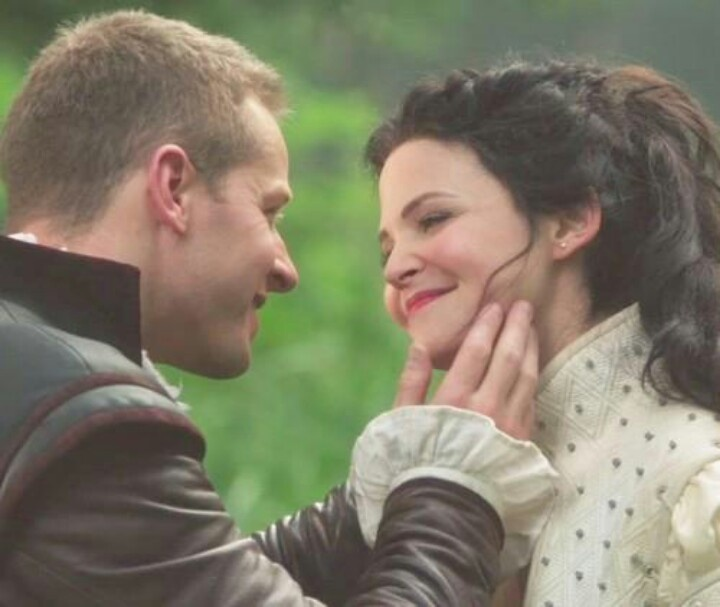 Snow and Charming, Once Upon A Time <3 <3
