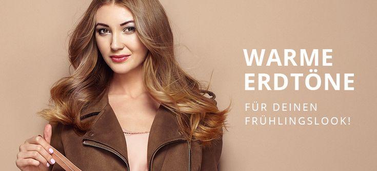 Komplette Outfits für Damen in warmen Erdtönen zu frühlingshaften Schnäppchenpreisen - jetzt im Online-Shop von Ital-Design entdecken!