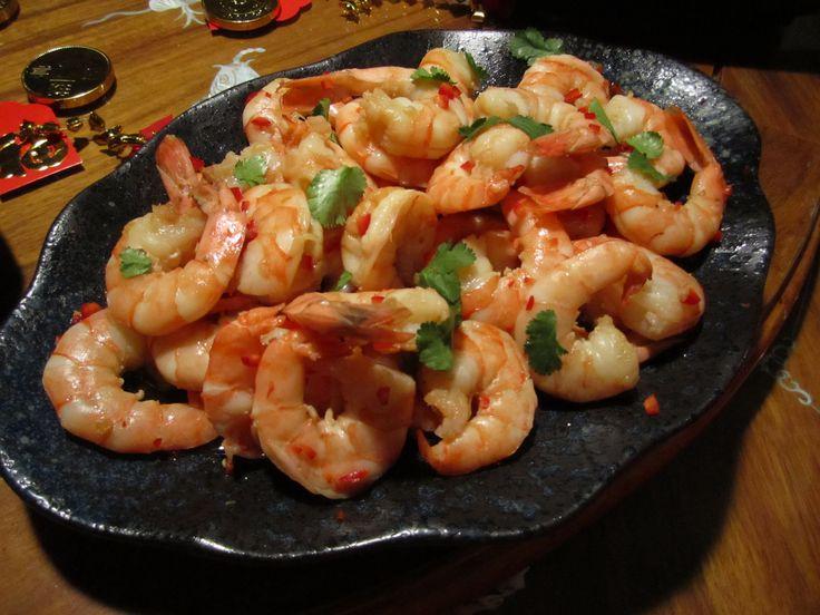 New Year Shrimp