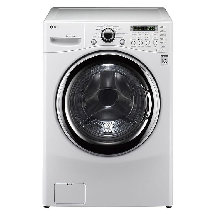 LG Combination Washer/Dryer, White : Sears Outlet