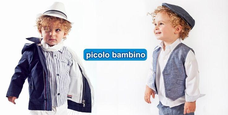 βαπτιστικα αγορι κουστουμάκια Piccolo bambino by Ledim