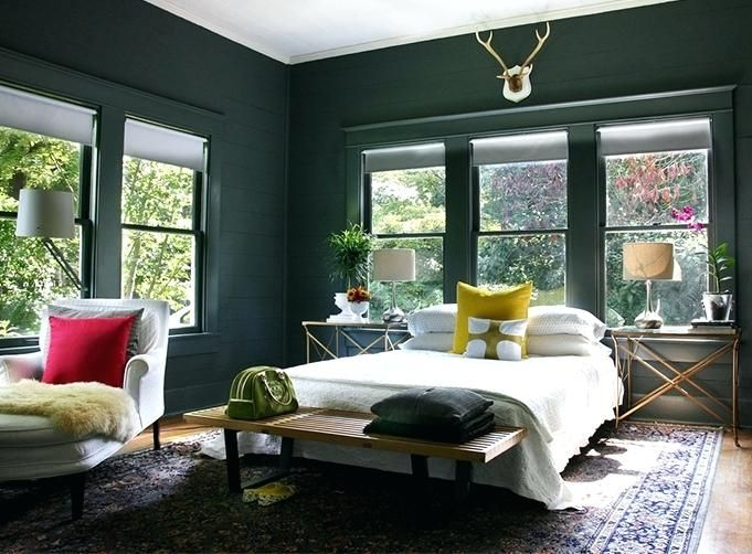 Terrific Image Result For Black Forest Green Benjamin Moore Bend Home Interior And Landscaping Spoatsignezvosmurscom