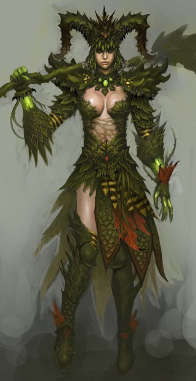 Most Design Ideas Dryad Guild Wars 2 Pictures, And